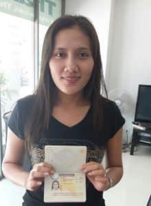 UK settlement visa