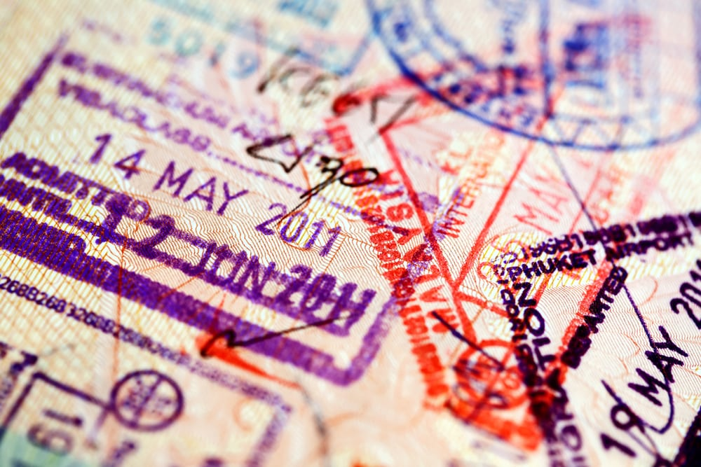 Cambodia visa run