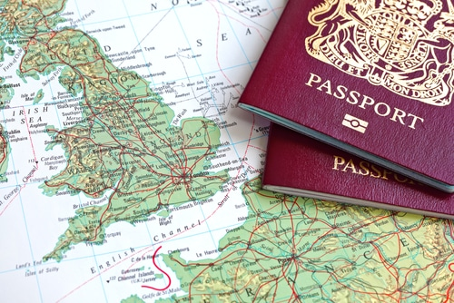 Is my Thai wife entitled to a British passport?