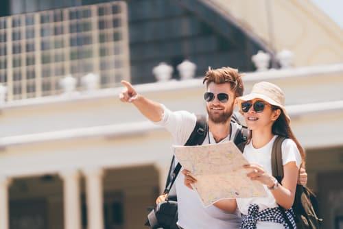 How can I apply for a partner visa in Australia?
