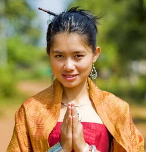 Etiquette in Thailand
