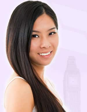 How can my Thai girlfriend live permanently in the UK?