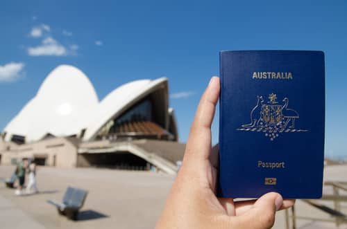 What is the difference between a spouse visa and a partner visa?