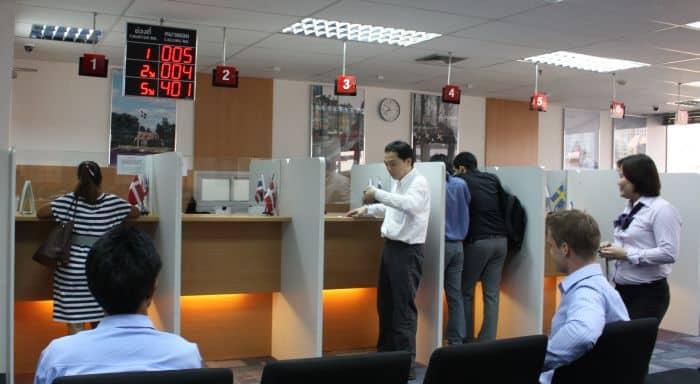 Australian Visa Application Centre Thailand