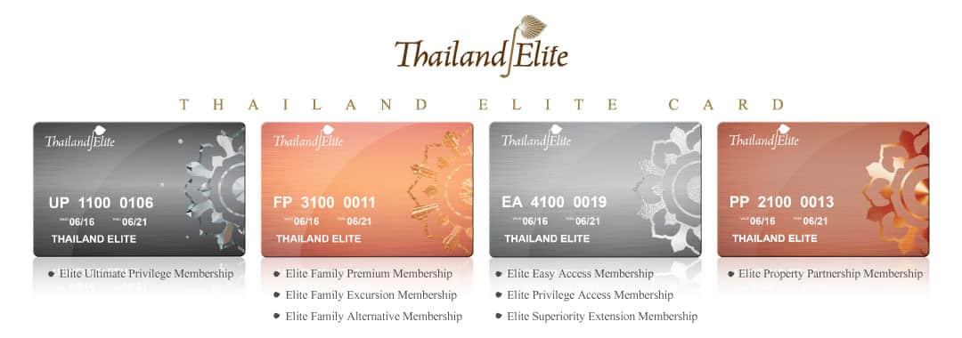What is the Thailand Elite Visa?