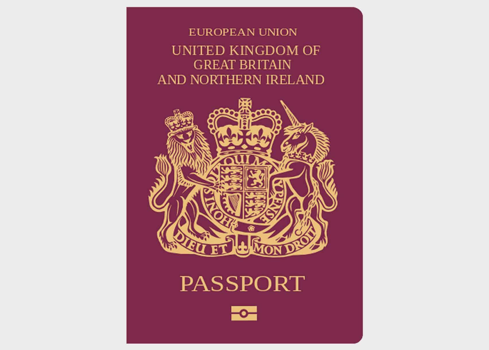 Can a Visa Agent Help Me Get a New British Passport?