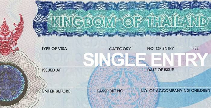New Financial Requirements for Single Entry Tourist Visas Issued at the Thai Embassy in London