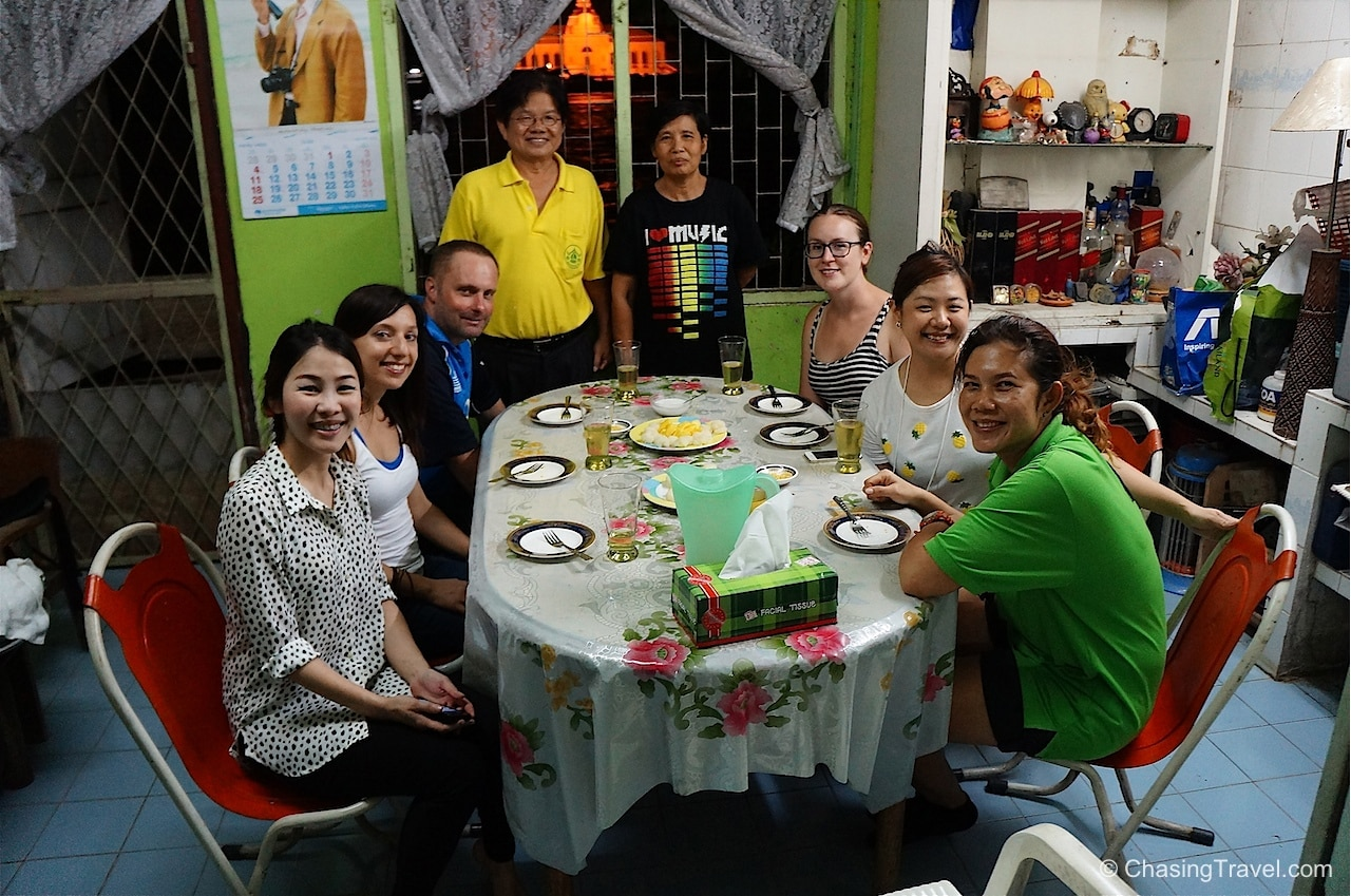Meeting My Thai Girlfriend's Family For The First Time?