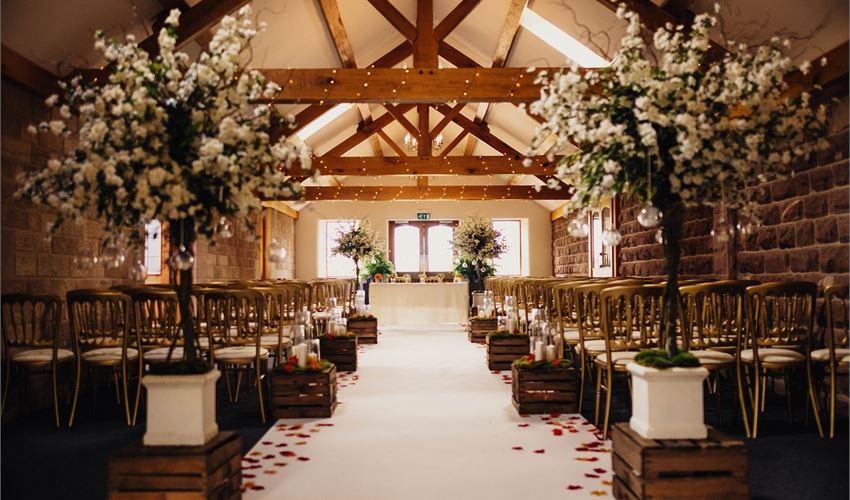 Choosing a Wedding venue in the UK