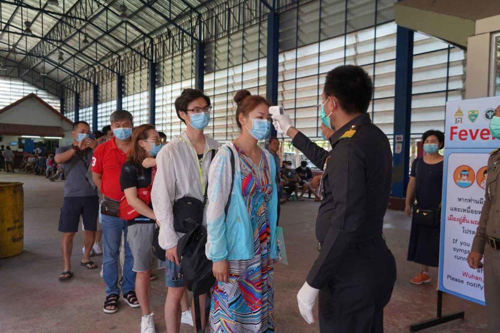 Coronavirus in Pattaya