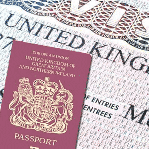 UK passport renewals Thailand